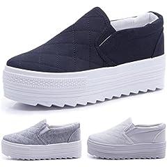Platform tennis shoes - Casual Women's Shoes