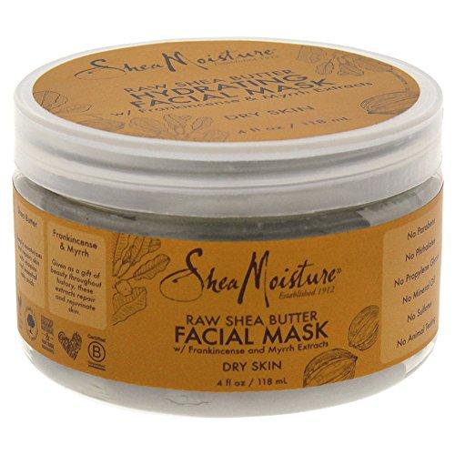 SheaMoisture Raw Shea Butter Facial Mask, 4 Ounce