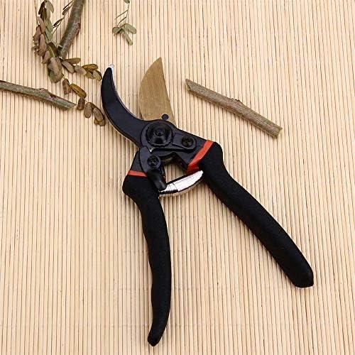 Pruning Shears Garden Bypass Pruners and Ergonomic Fruit Tree Flower Cutter Grafting Garden Scissors Tool