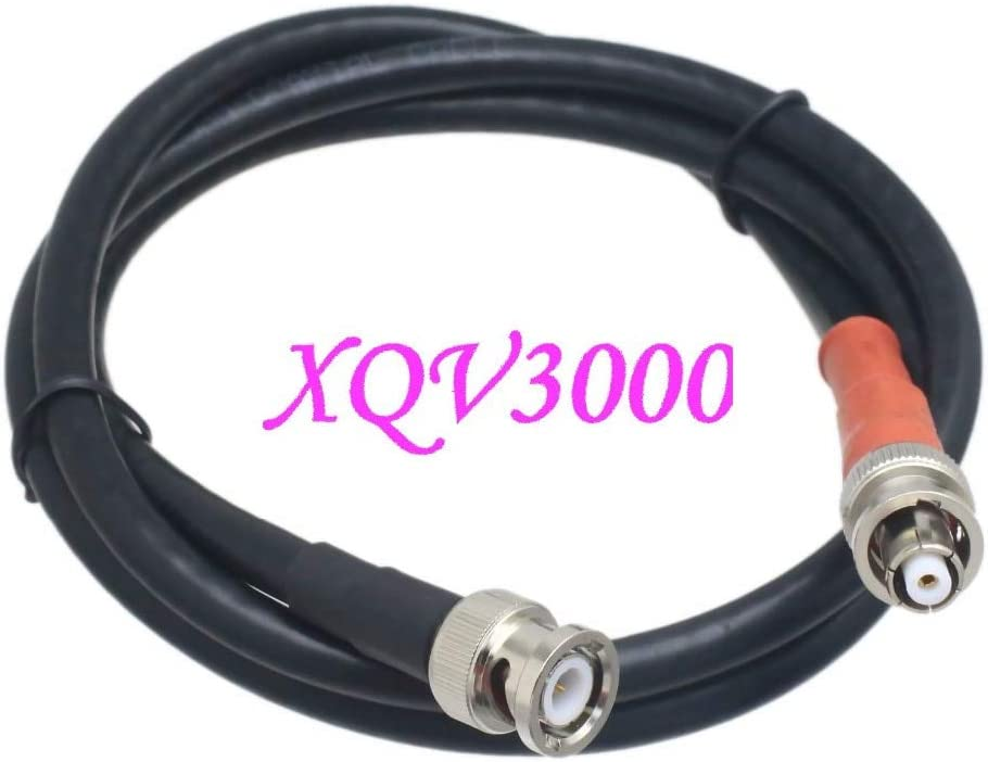 Gimax BNC male to RP.BNC high voltage SHV 5000V Coaxial terminal 1M RG6 cable detector