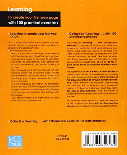 Learning-to-Make-Your-First-Web-20-with-100-Practical-Excercises-Learning-with-100-Practical-Exercices