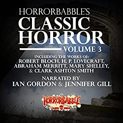 HorrorBabble's Classic Horror: Volume 3