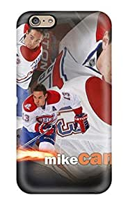 For Iphone 6 PC Phone Case Cover(montreal Canadiens (75) )