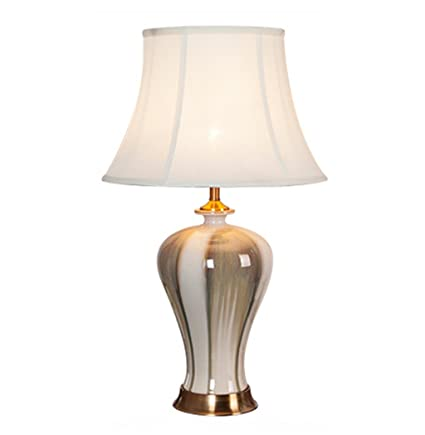Amazon.com: YLT-NYQ Large Table Lamp - Ceramic Table Lamp Living ...