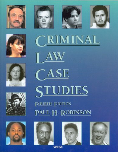 criminal law case studies canada This text was adapted by the saylor foundation under a creative commons attribution-noncommercial-sharealike 3 edited cases,criminal law legal studies more.