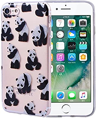 coque iphone 8 palleitte panda