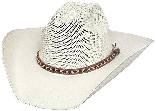 10 X Straw Cowboy Hat - 9