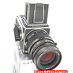 Mint Hasselblad 503CW, Latest A12, 150mm CF Lens, CLA July 2016