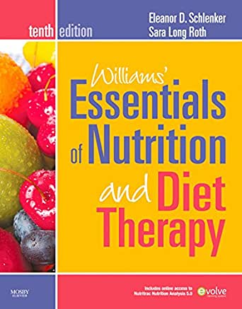 Williams' Basic Nutrition & Diet Therapy: First South Asia Edition