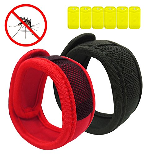 2 PACK Mosquito Repellent Bracelets Refills product image
