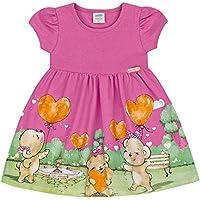 Baby Marlan Vestido Bebe Feminino