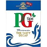 PG Tips Decaf 70 Ct Tea Bags - 4 Pack