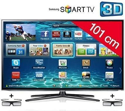 a1b1d354b7b64 Samsung UE40ES6100 - Televisión LED de 40 pulgadas