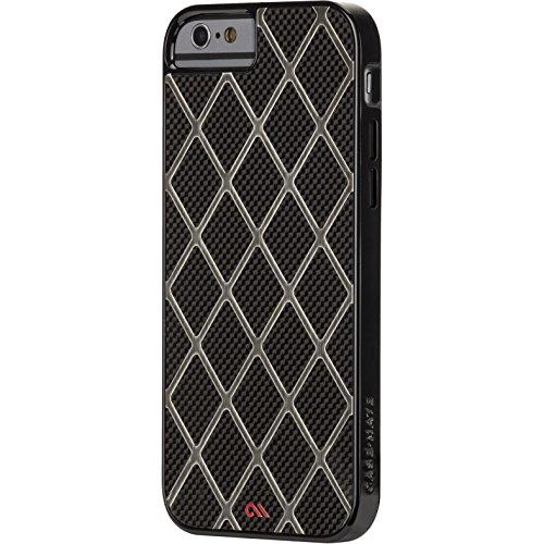 Case-Mate Carbon Alloy Coque pour iPhone 6 Noir/Vert