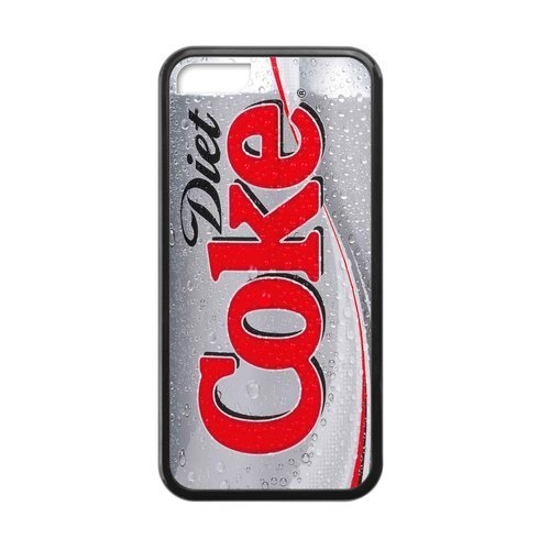iphone 5c case discount custom stylish Case for iphone 5C Apple diet coke