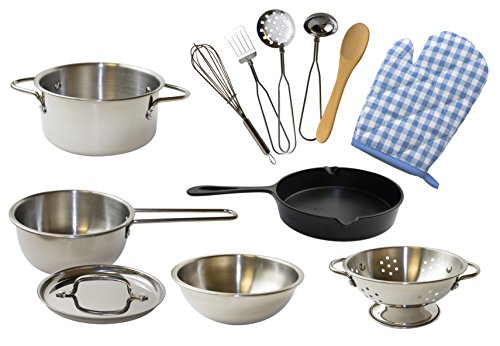 - Pop Oh Ver: Kitchen Toys, Metal Toys For Kitchen (12 Pc)