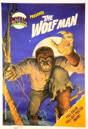 The Wolf Man (Official Universal Studio Monsters Presents)