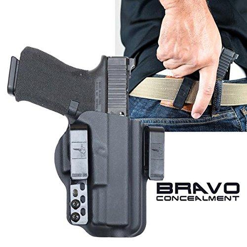 - Bravo Concealment Glock 19 23 32 IWB Torsion Gun Holster