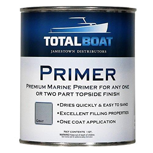 TotalBoat Topside Primer (Gray, Gallon)