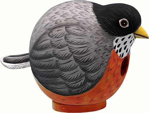 SE3880084 Robin Gord-O Birdhouse (Set di 1)