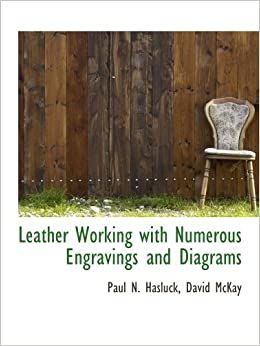 Book Leather Working with Numerous Engravings and Diagrams