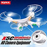 Drohne Quadrocopter Syma X5C-1 Verbesserte Version mit Kamera Video HD 2 MP