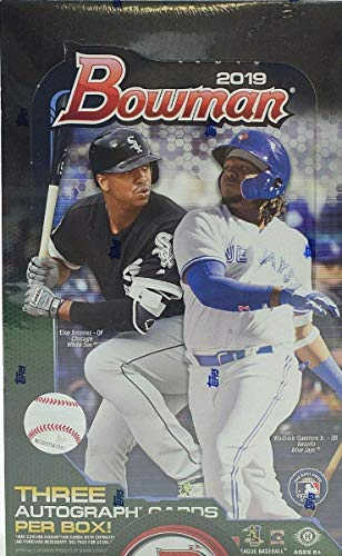2019 Bowman MLB Baseball JUMBO box ()