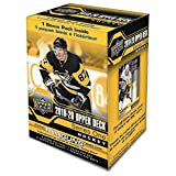 2019-20 UPPER DECK Series 1 Hockey Trading Cards Blaster Box 7 Packs