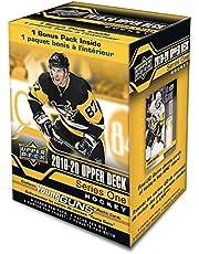 2019-20 UPPER DECK Series 1 Hockey Trading Cards Blaster Box 7 Packs