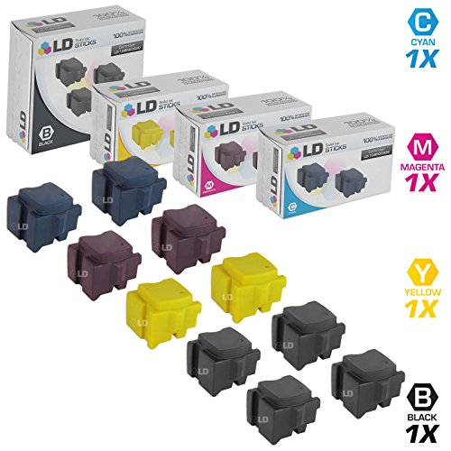 LD © Compatible Replacements for Xerox 10PK Ink Sticks In...