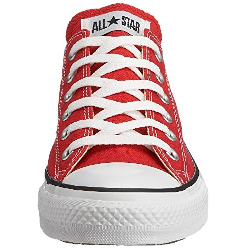 Converse All Star Ox - Zapatillas Unisex adulto Rojo