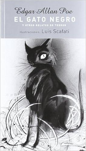 El gato negro y otros relatos de terror Clásicos ilustrados ...