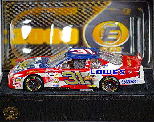 (2000 - Action / RCCA - Elite Series / NASCAR - Mike Skinner #31 - Lowe's / Armed Forces : Army - Monte Carlo - 1 of 1500 - OOP - MIB - New - Collectible - Rare )