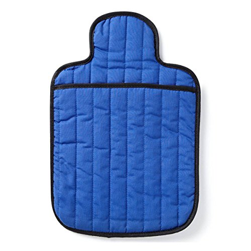 and Quilted Cotton Personal Warmer Therapeutic Microwave Thermal Heat Pack, Can Stay Warm up to 4 Hours, Machine Washable Cover, Includes Thermal Core and Instruction Leaflet ()