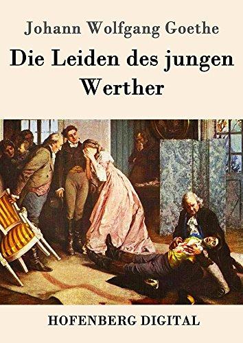 Die Leiden Des Jungen Werther German Edition Kindle
