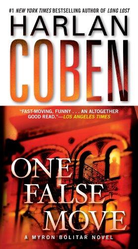 book cover of One False Move