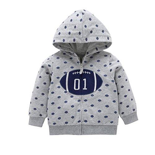 Infant Baby Personalized Fleece Sweatshirt - 5
