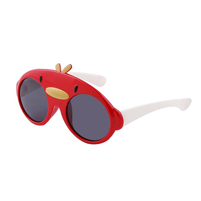 Damara Precioso Gafas De Sol Con Adorno De Gallo En Montura ...