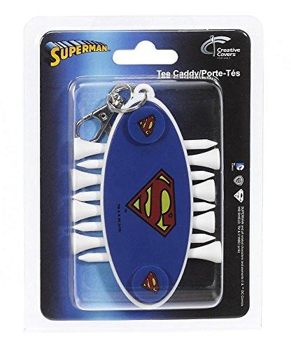 Creative Covers for Golf 26951 Superman Tee Caddy (Balls Superman Golf)