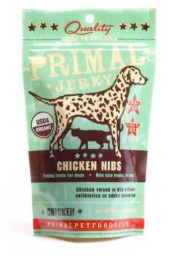 Primal Pet Foods Chicken Nibs Pet Treat, My Pet Supplies