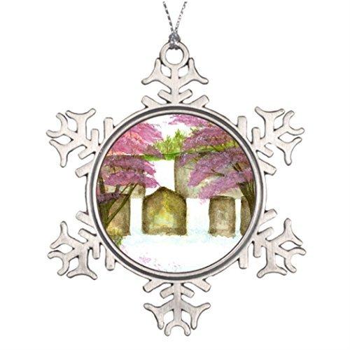 Metal Ornaments Large Christmas Tree Decorations Cherry Falls Tree Decorating Ideas Halloween Tree Snowflake Ornaments