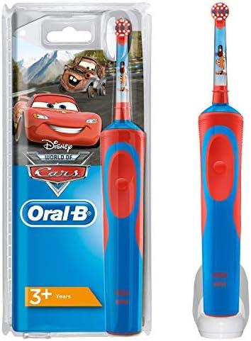 Oral-B Kids Elektrische Zahnbürste mit Cars Figuren