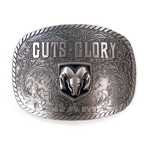 SpecCast SpecCast Brand RAM Guts-Glory Buckle Belt Buckle - 09115 price tips cheap