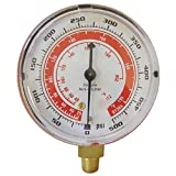 Mountain 8202 Replacement High Side Manifold Gauge