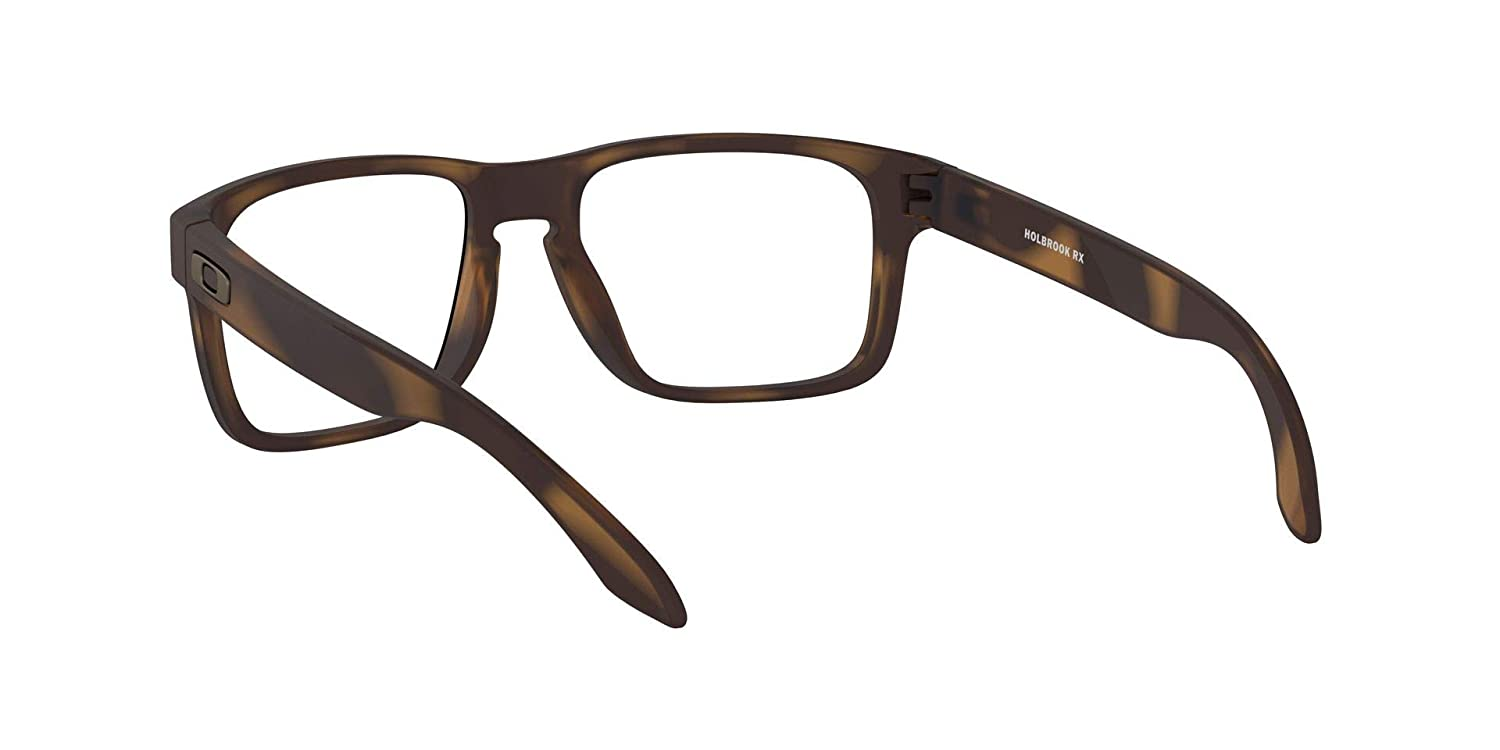 89905dfb6c Oakley HOLBROOK OX8156-815602 Eyeglasses MATTE BROWN TORTOISE 54mm   Amazon.ca  Clothing   Accessories