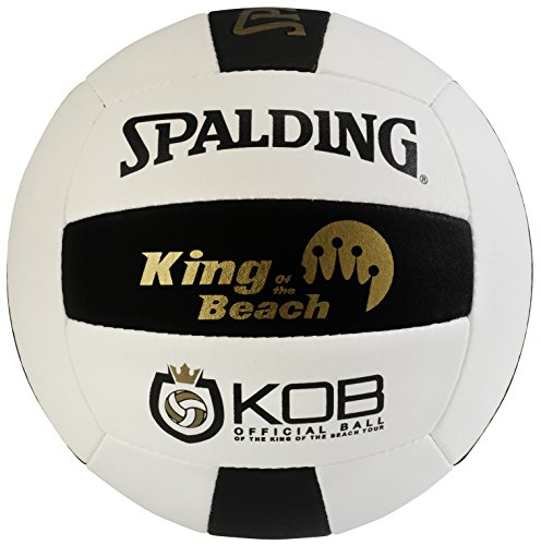 Being the King of the Beach with the KOB Spalding Volleyball