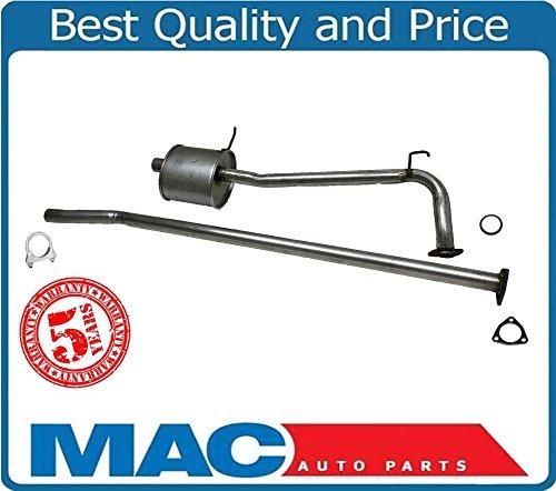 Mac Auto Parts 66106 Accord 2.3L 4Door Exhaust Intermediate Pipe with Gaskets 9B55 REF# 437 ()