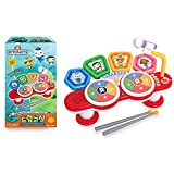Conytoys Octonauts's Story Kids Electronic Toy Drum Set