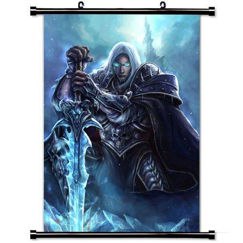 World Of Warcraft Lich King Arthas Menethil Personalized Hom