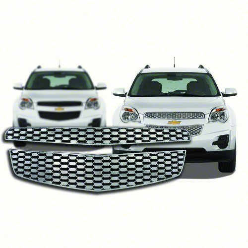 - 2010-2011 10 11 Chevy Equinox Chrome Grille